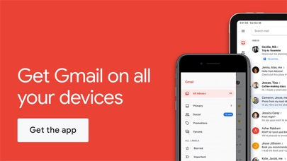 Screenshot for Gmail - Email by Google in Ireland App Store