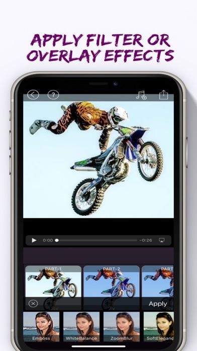Video Speed Editor Pro Slow Mo screenshot three