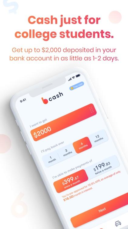Boro: Cash for College