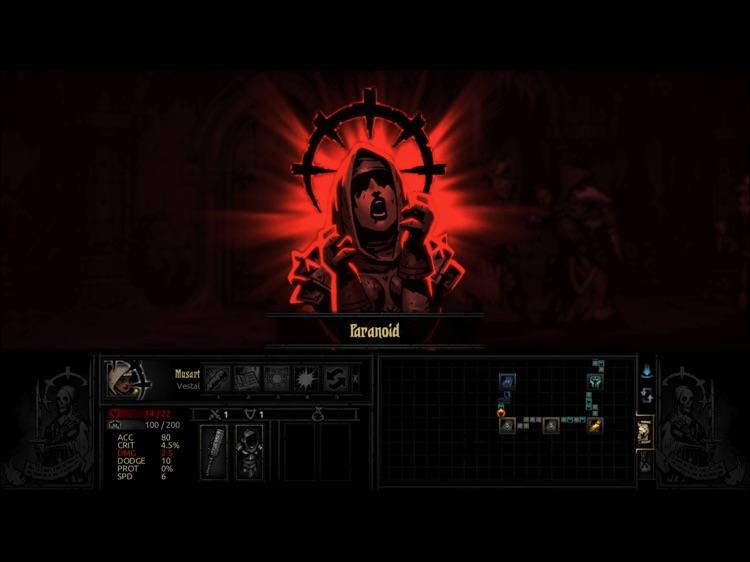 Darkest Dungeon:Tablet Edition screenshot-4