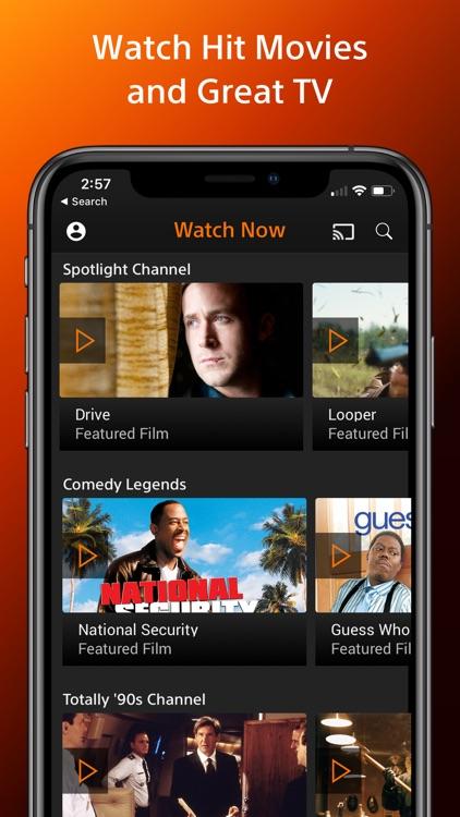 Crackle - Movies & TV screenshot-0