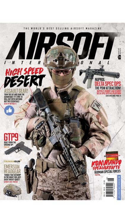 Airsoft International Magazine screenshot-6