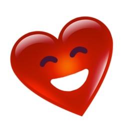 3D Heart San Valentine's Day