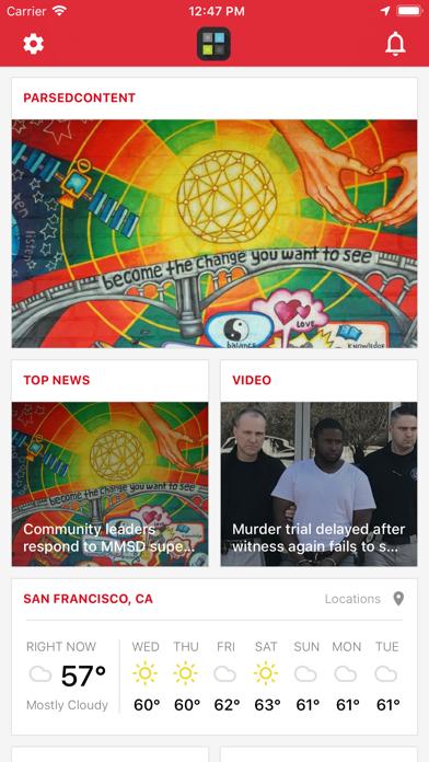 NCM Mobile PV screenshot 1