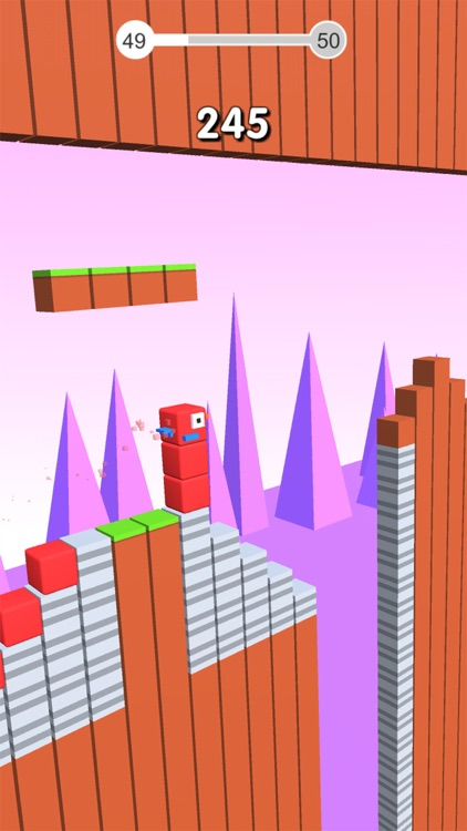 Square Tower 3D screenshot-4