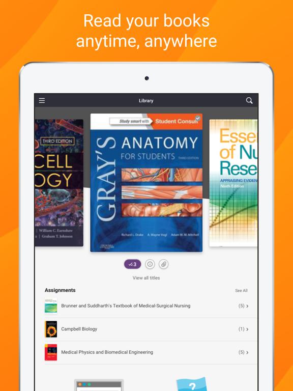 ClinicalKey Student Bookshelf screenshot 10