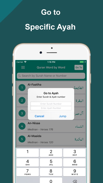 Quran Word by Word Translation screenshot-6