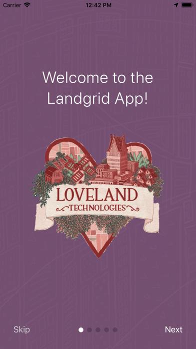 Landgrid Map & Survey Property Screenshot