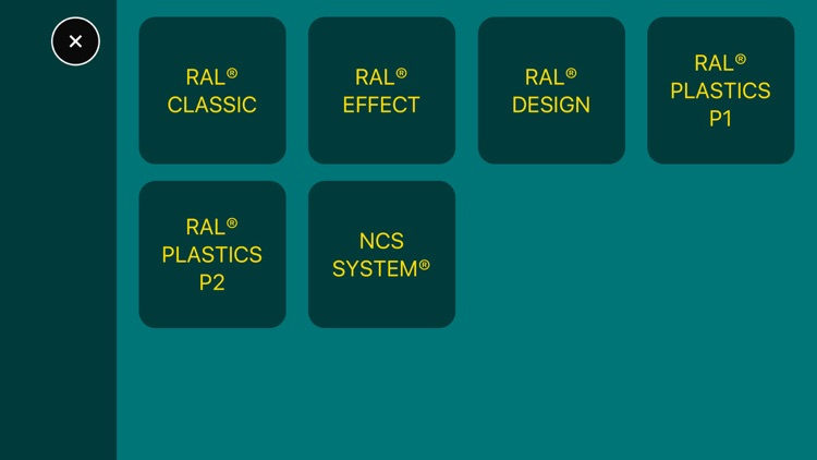 RAL color palette. Wall paint screenshot-4