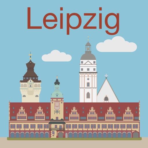 Лейпциг 2020 — оффлайн карта