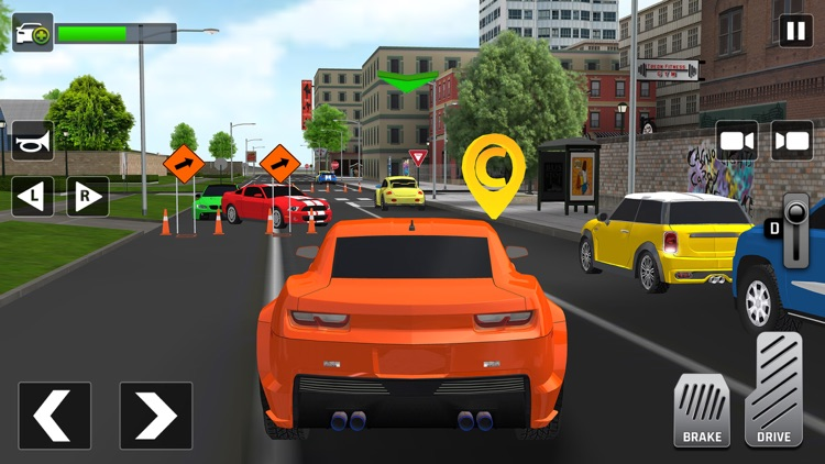City Taxi Driving: Driver Sim screenshot-3