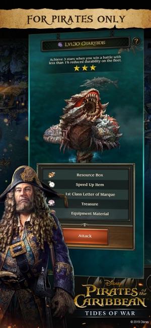 pirates of the caribbean mod apk data