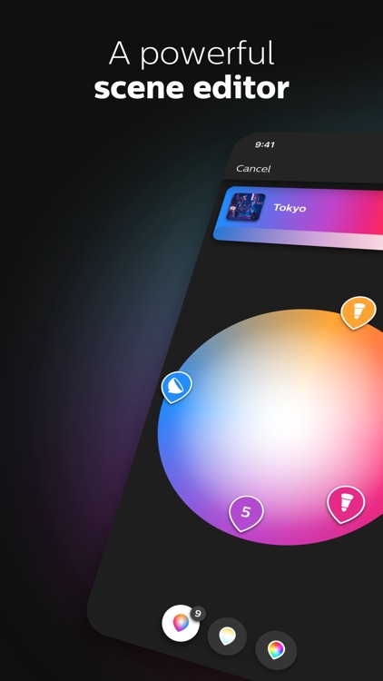 Philips Hue screenshot-3