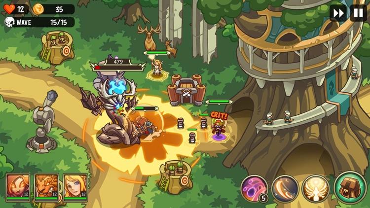 Empire Warriors TD Premium screenshot-7