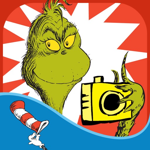 Dr. Seuss Camera - The Grinch icon