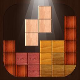 Wooden cubes: Block puzzle