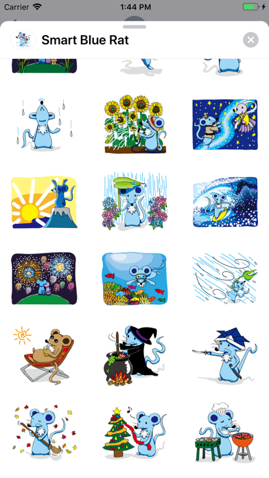 Smart Blue Rat screenshot 3