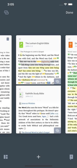 Faithlife Study Bible on the App Store