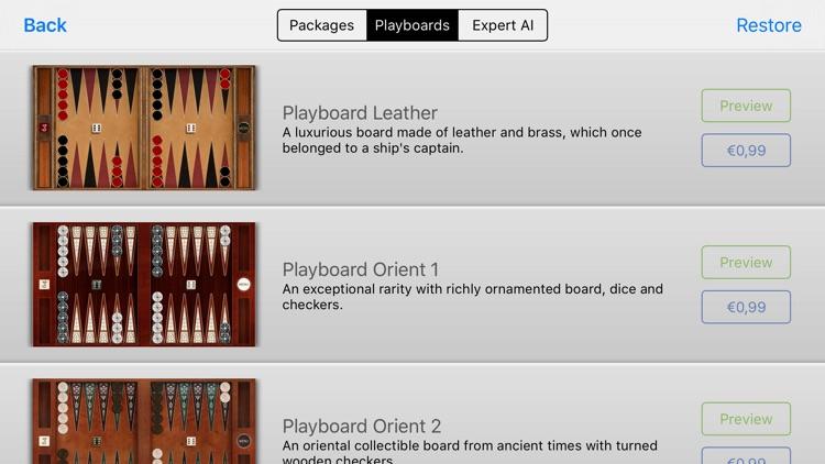 True Backgammon screenshot-4