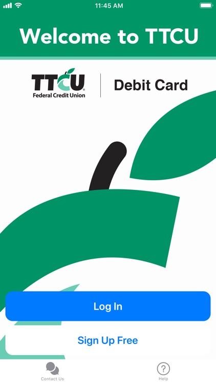 TTCU Debit Card App
