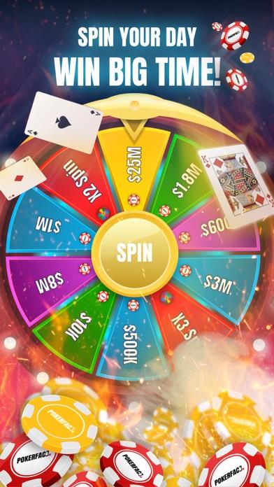 Poker Face social Texas Holdem for windows pc