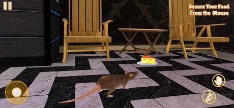 Sponge & Spy Mouse Sim