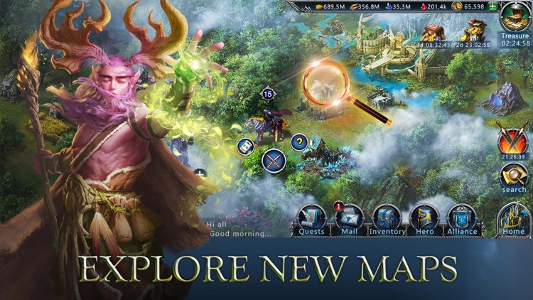 War and Magic screenshot-3
