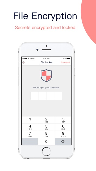 Screenshot for Zapya - File Sharing in Pakistan App Store