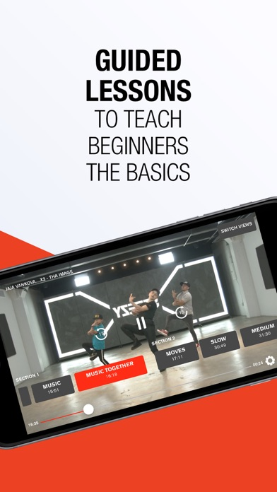 STEEZY Studio - Learn To Dance Screenshot