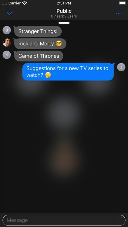 Berkanan Messenger screenshot-7