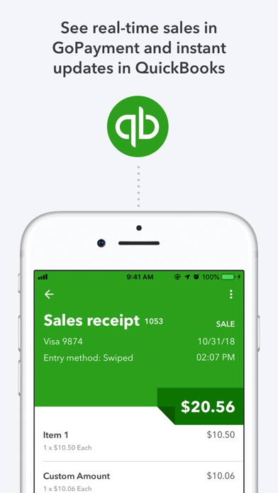 QuickBooks GoPayment POS - Revenue & Download estimates