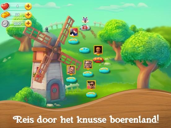 Farm Heroes Super Saga iPad app afbeelding 4