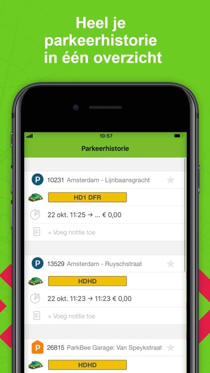 Parkmobile Parkeren screenshot-4