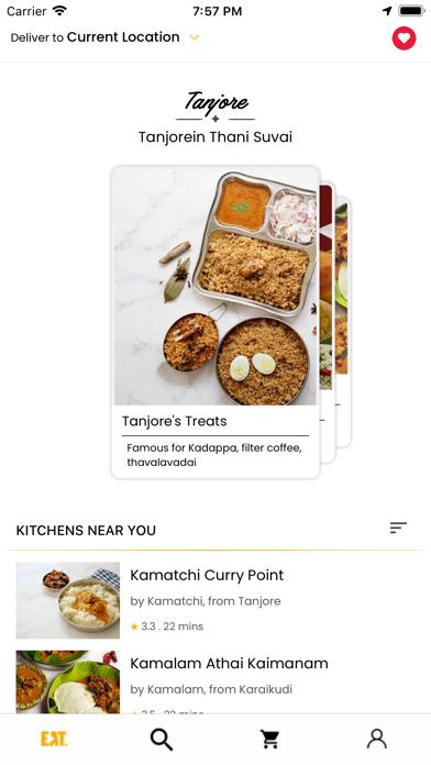 EAT - Home food delivery app screenshot 2