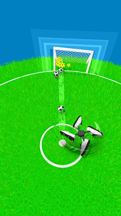 Foot Roulette screenshot 1