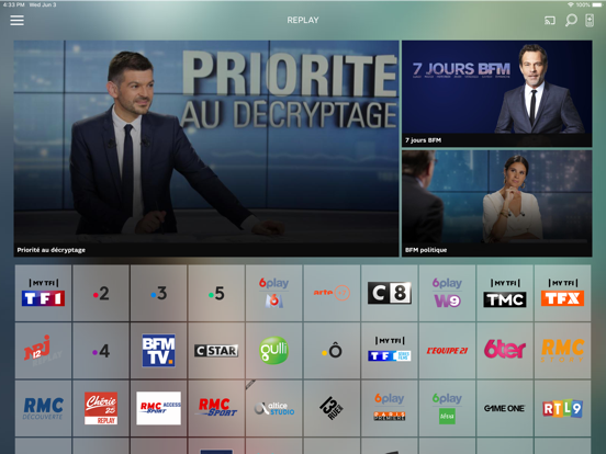 SFR TV 7