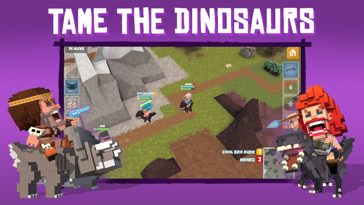 Dinos Royale screenshot-5