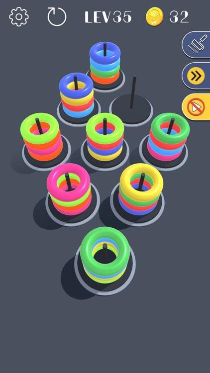 Color Sort Puzzle