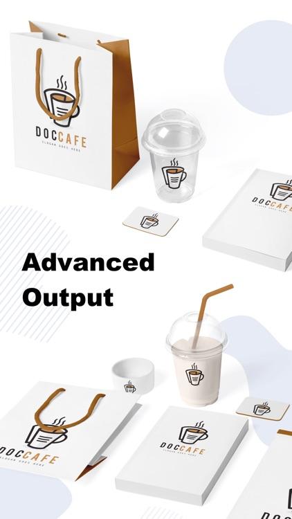 Logo Maker – Brand Logo Design screenshot-4