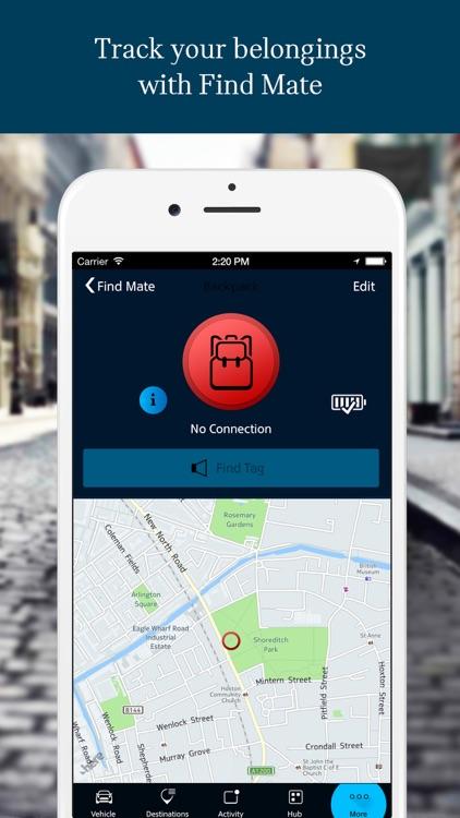 MINI Connected screenshot-3