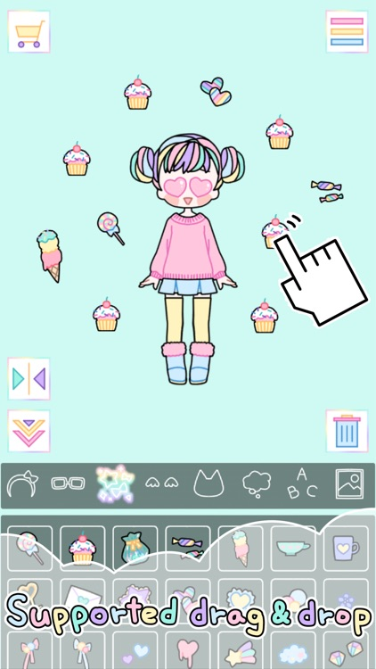 Pastel Girl screenshot-2
