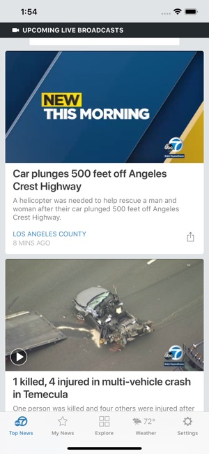 ABC7 Los Angeles on the App Store