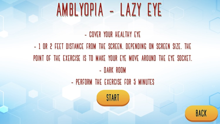 Amblyopia - Lazy Eye screenshot-5