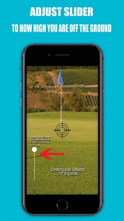 Golf Range Finder Golf Yardage