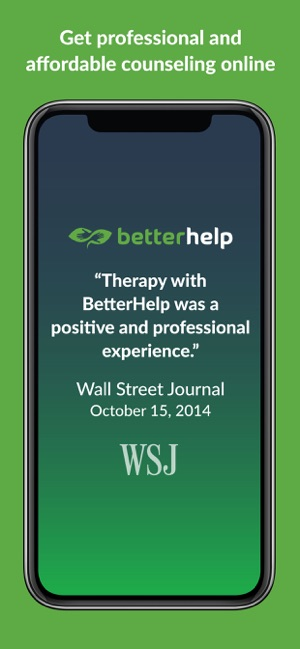 BetterHelp - Online Counseling on the App Store