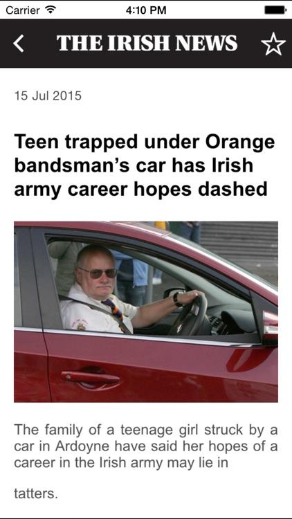 The Irish News Digital Edition screenshot-3
