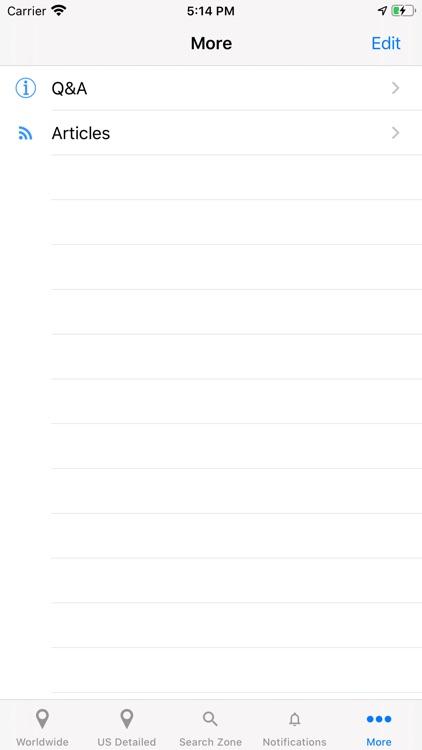 Coronavirus COVID Tracker screenshot-6