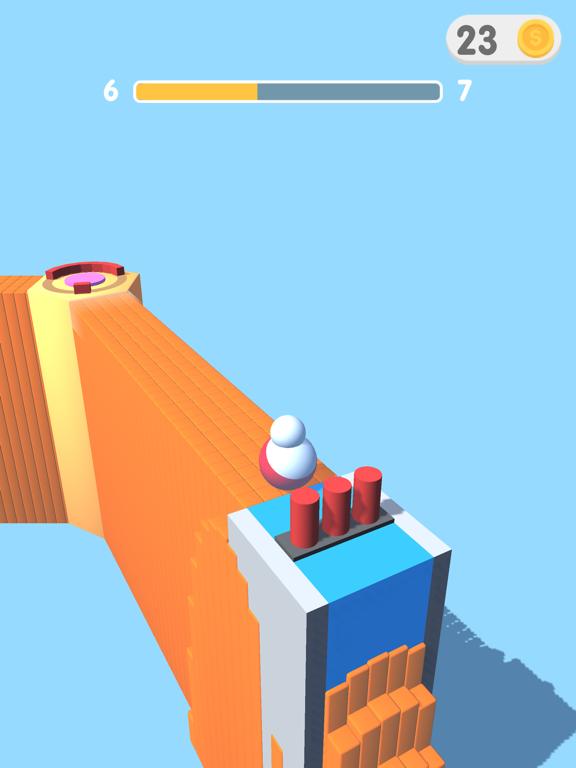 Ball Race 3Dのおすすめ画像7