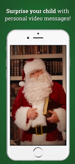 6b2b19a6bfb0 Message from Santa! on the App Store