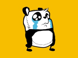 Add cuddly Panda stickers to your text messages with this amazing sticker pack